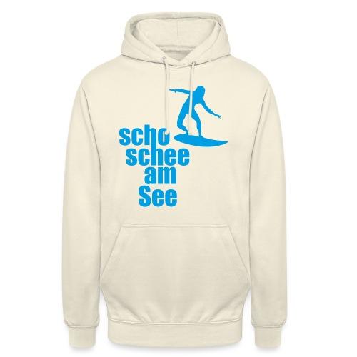scho schee am See Surfer 04 - Unisex Hoodie