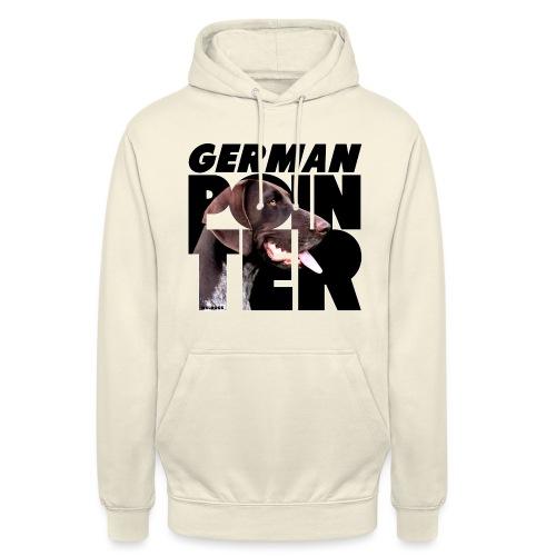 "German Pointer V - Huppari ""unisex"""