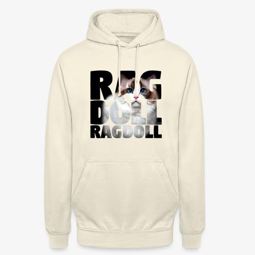 "Ragdoll II - Huppari ""unisex"""