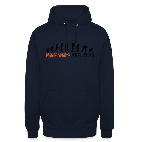 madonnaro evolution original - Unisex Hoodie