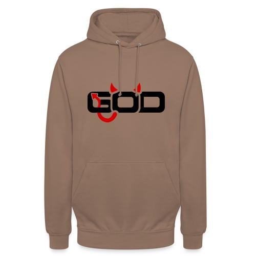 GOD/DEVIL - Hoodie unisex