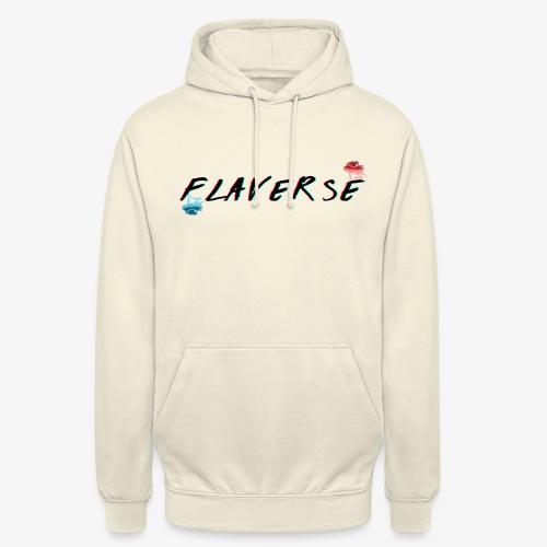 Flaverse 3D png - Sweat-shirt à capuche unisexe