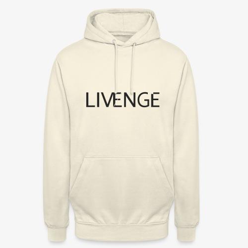Livenge - Hoodie unisex