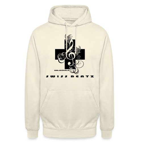 Swiss Beatz Logo with L - Unisex Hoodie