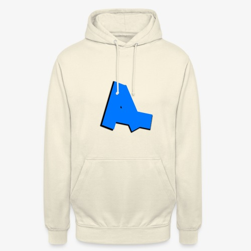 asii blue png - Unisex Hoodie