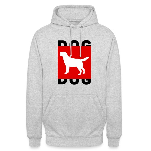 DOG - Hoodie unisex