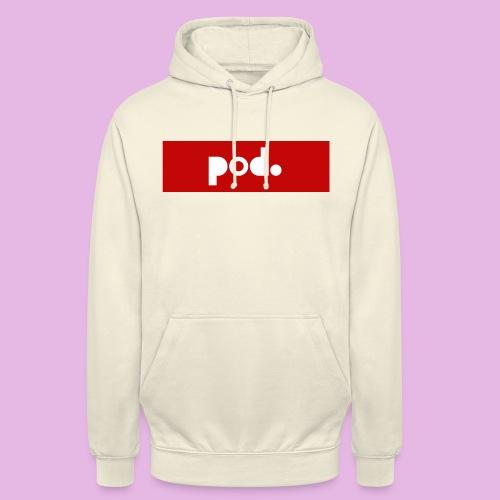 mot2 png - Sweat-shirt à capuche unisexe