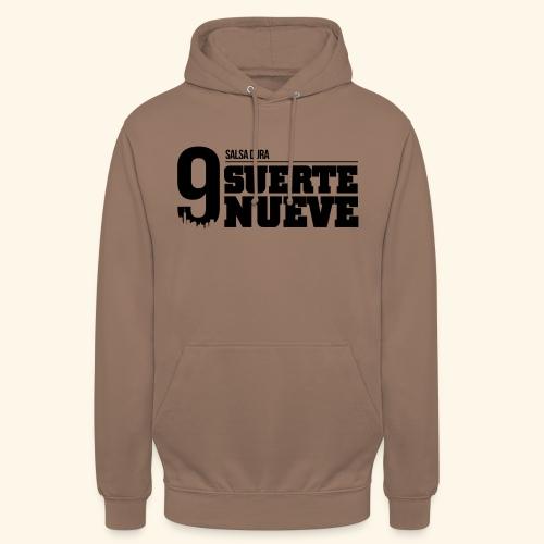 Logo Suerte - Sweat-shirt à capuche unisexe