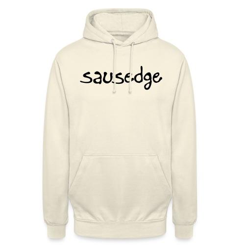 Sausedge script squad - Luvtröja unisex