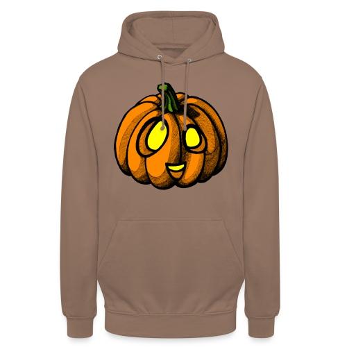 "Pumpkin Halloween scribblesirii - Huppari ""unisex"""