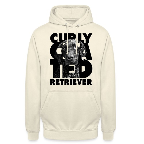 "Curly Coated Retriever II - Huppari ""unisex"""