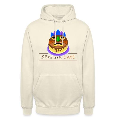 Shaman Cake Official - Felpa con cappuccio unisex