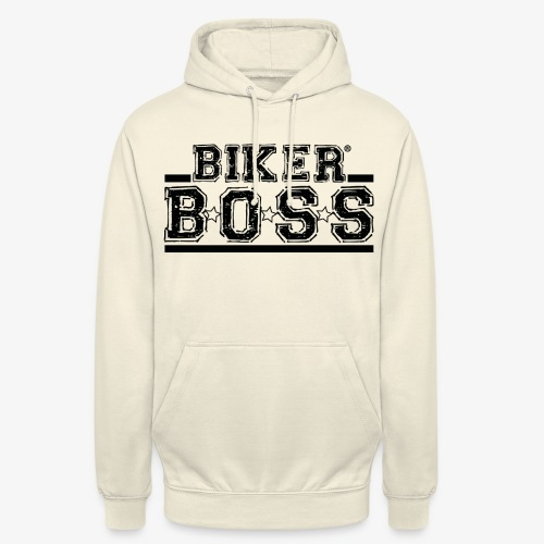 Bikerboss - Sweat-shirt à capuche unisexe