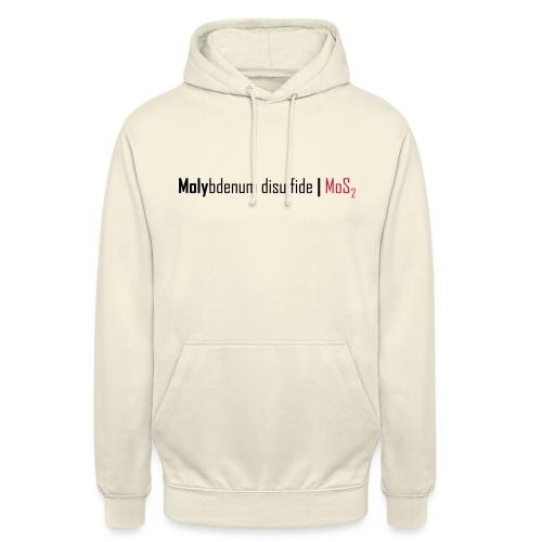 Molybdenum Disulfide - Unisex Hoodie