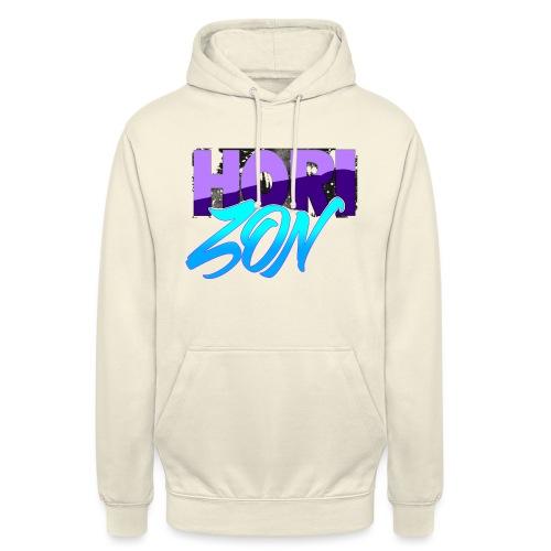 Horizon - Sweat-shirt à capuche unisexe