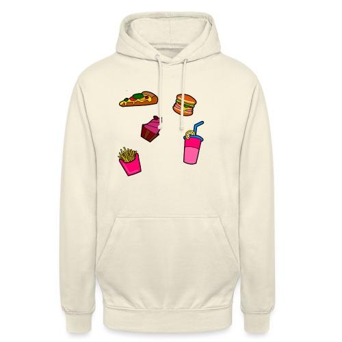 Fast Food Design - Unisex Hoodie