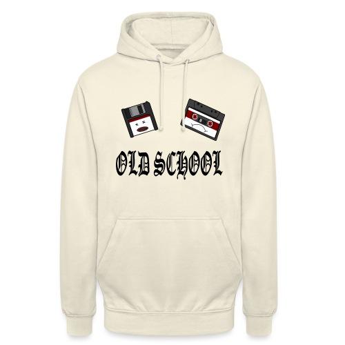 Old School Design - Unisex Hoodie