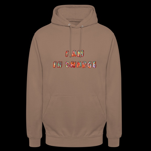 I am in Charge - Unisex Hoodie