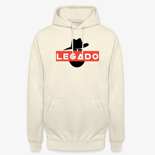 LEGADO - Sudadera con capucha unisex