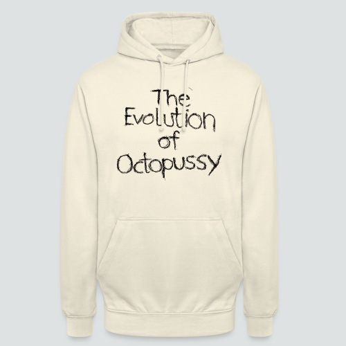 Evoctopussy png - Unisex Hoodie