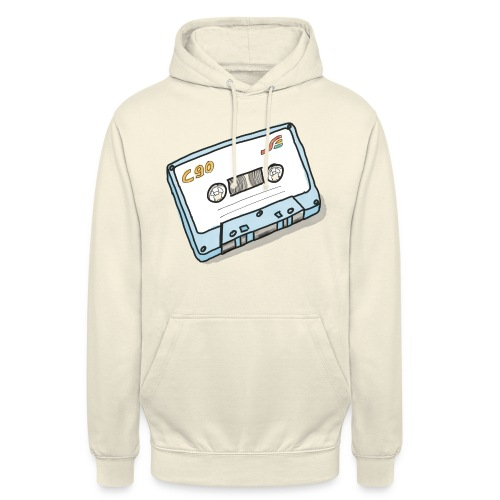 Cassette - Unisex Hoodie