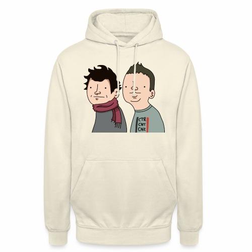 Laink et Terracid Wankuls - Sweat-shirt à capuche unisexe
