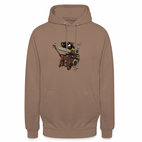 Bout 2 Robot - Unisex Hoodie