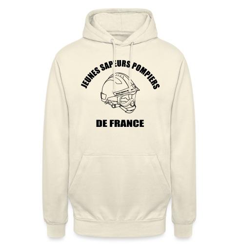 Jeunes Sapeurs Pompiers de France - Sweat-shirt à capuche unisexe