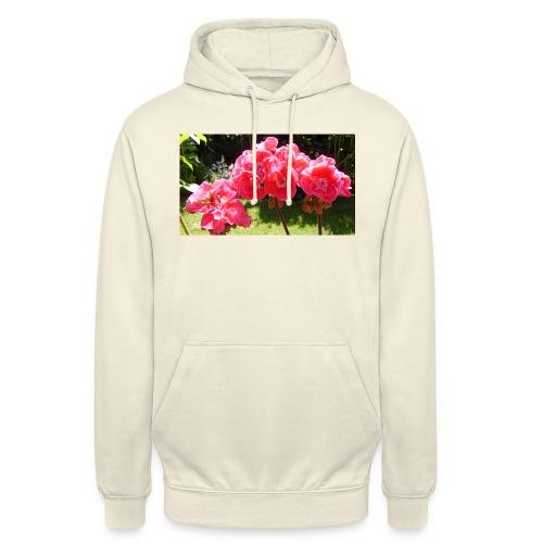 floral - Unisex Hoodie