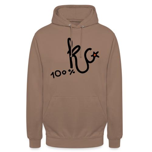 100%KC - Hoodie unisex