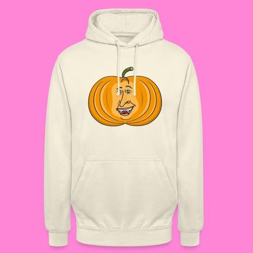 Rick pumpkin - Hoodie unisex