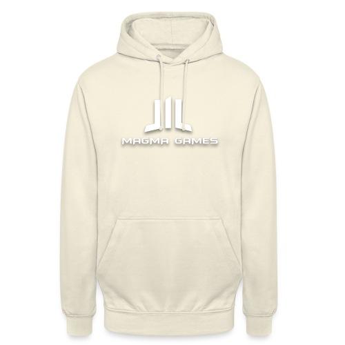 Magma Games t-shirt grijs - Hoodie unisex