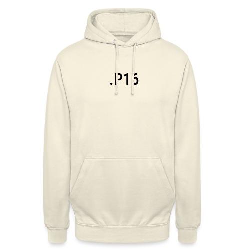 -P16 - Hoodie unisex