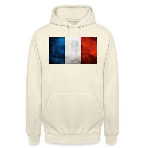 France Flag - Unisex Hoodie