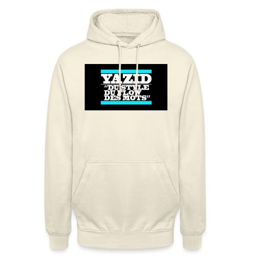 jdfcrea serie 1 - Sweat-shirt à capuche unisexe