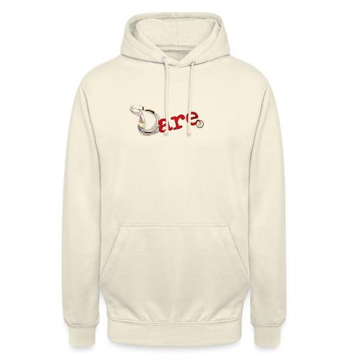 Dare design - Sweat-shirt à capuche unisexe