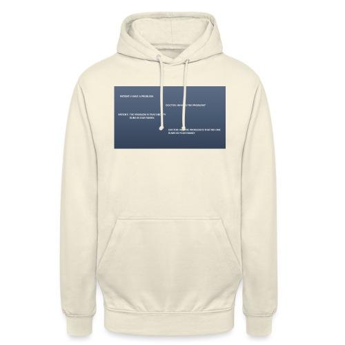 Running joke t-shirt - Unisex Hoodie