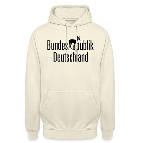 BundesREHpublik_D - Unisex Hoodie
