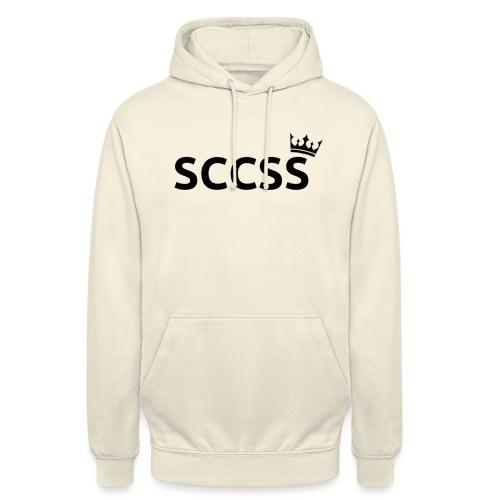 SCCSS - Hoodie unisex