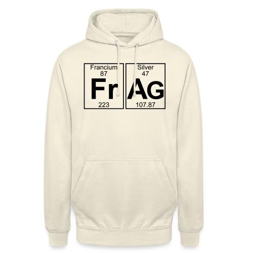Fr-Ag (frag) - Full - Unisex Hoodie
