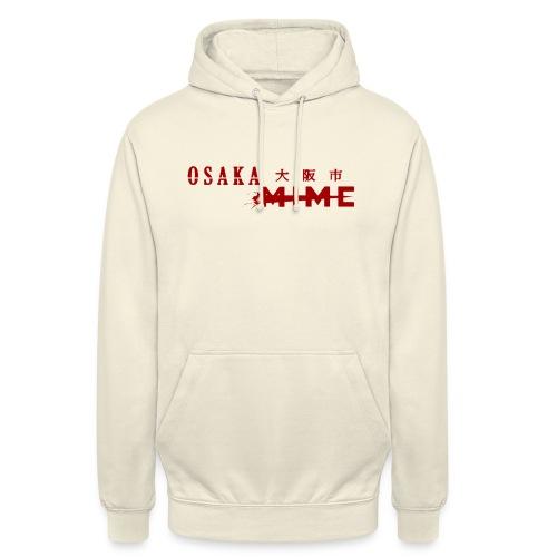 Osaka Mime Logo - Unisex Hoodie