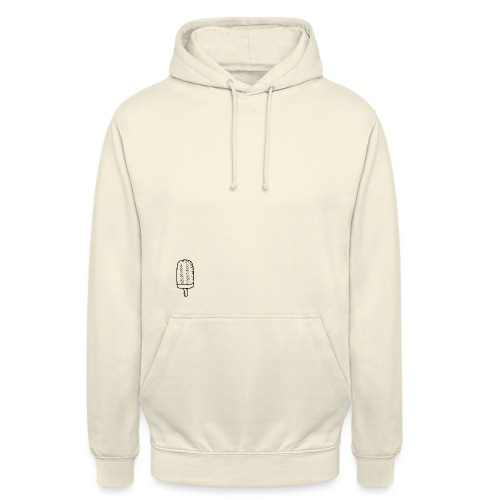my tiny ice cream - Unisex Hoodie