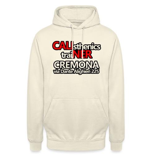 Caliner Cremona T-shirt - Felpa con cappuccio unisex