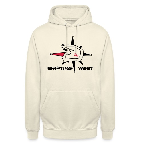 Shifting West Logo vector - Hoodie unisex