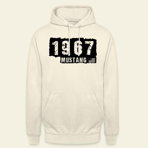 1967 - Hættetrøje unisex