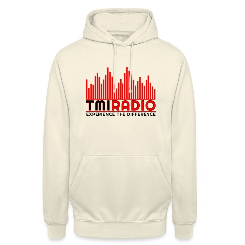 NEW TMI LOGO RED AND BLACK 2000 - Unisex Hoodie