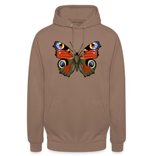 vlinder1_d - Hoodie unisex