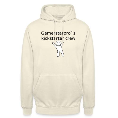 Kickstarter crew - Hættetrøje unisex