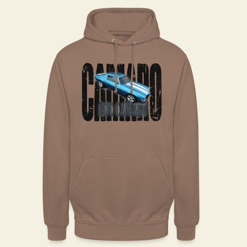 70 Camaro - Hættetrøje unisex