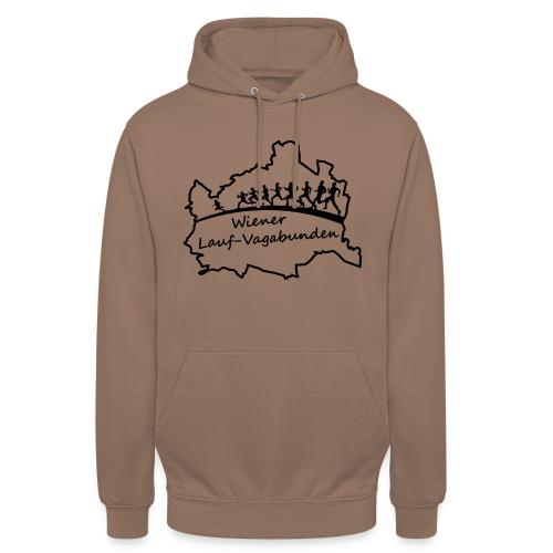 Laufvagabunden T Shirt - Unisex Hoodie